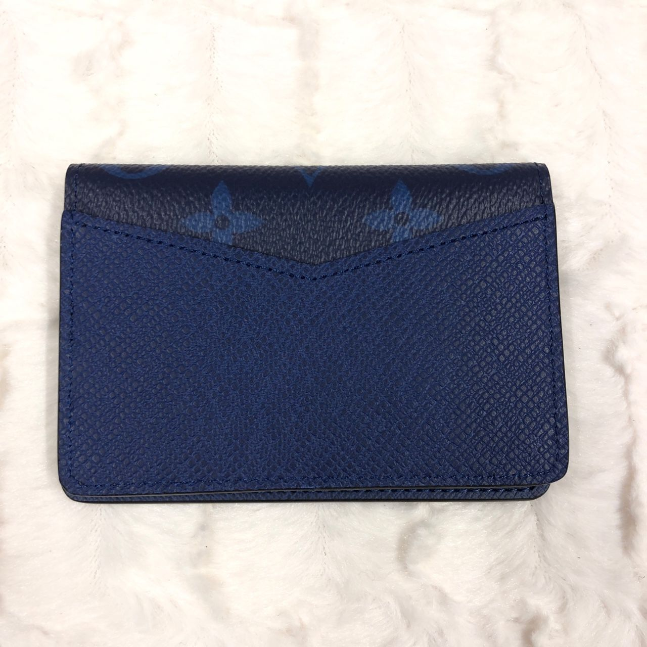 Louis Vuitton Pocket/Bagorganizer Cobalt M30301