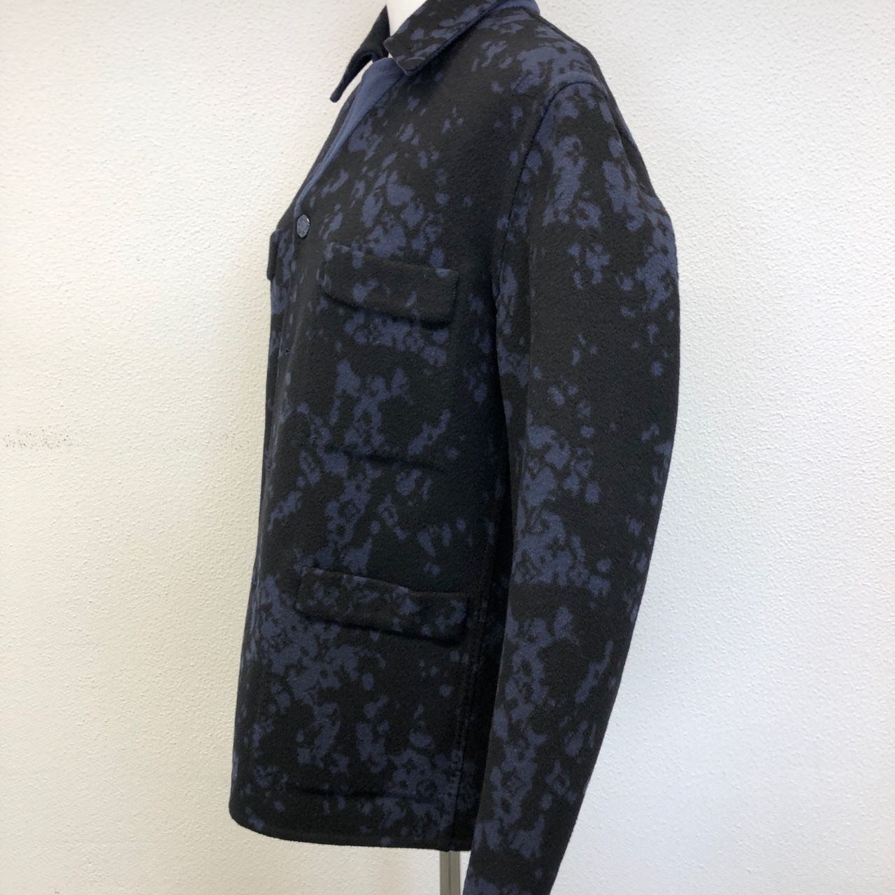 Louis Vuitton Wendbare Doubleface Safari Jacket Ocean 1A5VBB